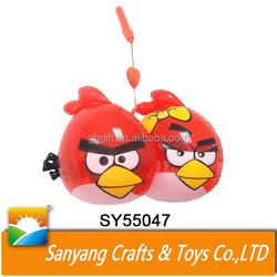 Chidlren toys flashing cute singing bird lantern toys for party