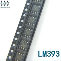 new original stock SOP8 IC LM393DR2G