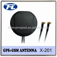 GPS/GSM Combined antenna antena with MMCX male plug connector