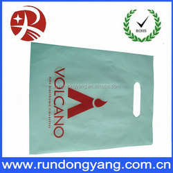 top quality custom made shopping plastic bag