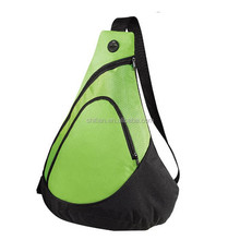 Sling Triangle Shaped Bags Handmade Cross Body Travel Outdoor Bag SJ6