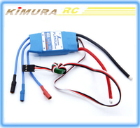 Platinum-40A-PRO Brushless BL ESC For 400 450 Helicopter & Aircraft