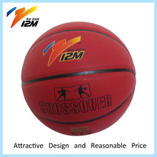 Good PU basketball for market selling