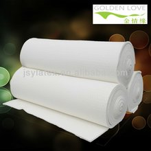 Moden home furniture-- latex bed sheet,luxury massage bed