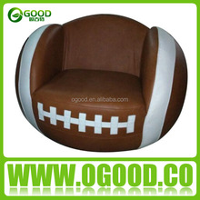 Modern Children Leather Sofa Ball Sofa