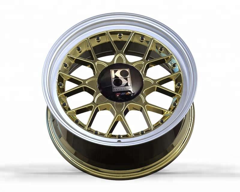 2018 nuevo diseño 17*8j/17 * 9J BBS mag ruedas llantas de aleación de coche cóncavo al por mayor llanta de china Guangzhou