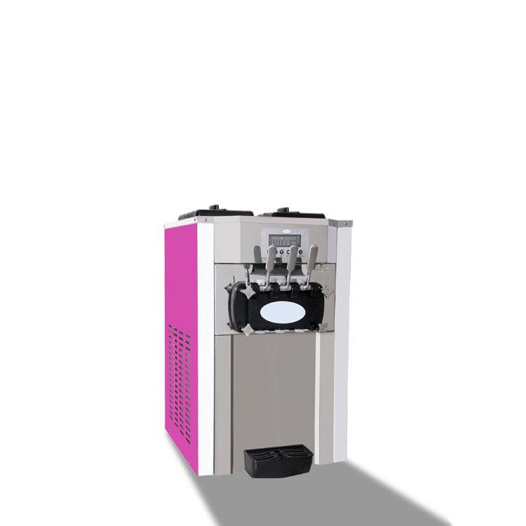 도매 상업 소프트 아이스크림 요구르트 냉동 만드는 기계 식품 및 음료 서비스 장비