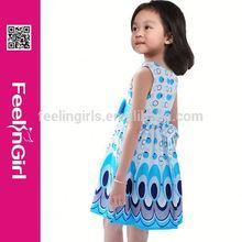 Feelingirls nueva llegada los niños lindos- vestido- foto