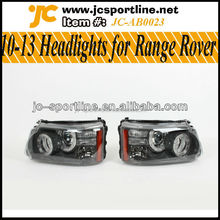 Sport Style Front Auto Hid Headlights Lamps for RRS R ange Rover 2010-2013