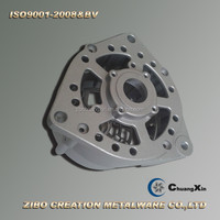 OEM casting aluminum car engine cover manufacturer