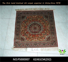 Modern design oriental handmade persian isfahan rugs for living room prayer rugs for sale