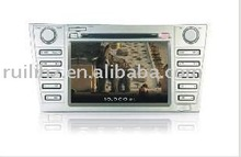 car dvd player for TOYOTA CAMRY