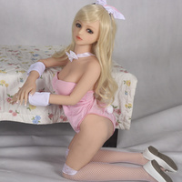 136cm The Japan bestselling can stand bunny girl medical male sex doll