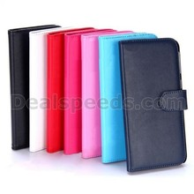 Fine Sheep Lines Wallet Style Magnetic Flip Stand PC+ PU Leather flip case for htc desire 820 D820u -7 colors