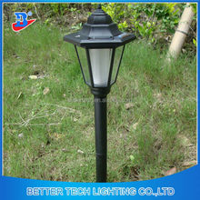 House garden stick LED garden road lights bu solar panel with long use time