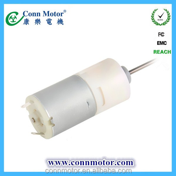 The Most Popular Best Choice dc fan and air freshener small dc motor