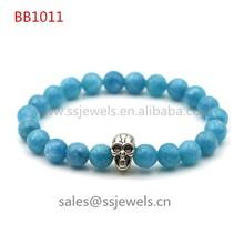 Women/Men Vogue Jewelry Quartz Beaded Elastic Bracelet High Quality Wholesale Price