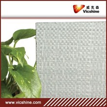 CHINA 2-6mm CAT II Backed Safety Film Silver Mirror,safety PE film silver mirror with CAT I or CAT II PE glossy film