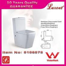 Low price OEM WaterMark upc modern ceramic one piece toilet bowl