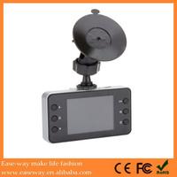 K-2000 2015 new keychain camera , 2.4 inch screen car camera dvr video recorder