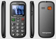 slim flip phone keypad uses huge buttons australia cell phone gsm cdma voip phone On stock
