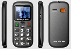 slim flip phone keypad uses huge buttons australia cell phone gsm cdma voip phone On stock