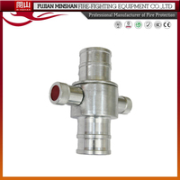 water meter quick release coupling