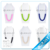 Wholesale china merchandise fashion silicone beads for necklace