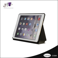 protable rotating 360 degree pu tablet case