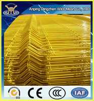 8 Gauge heavy gauge pvc coated welded wire mesh for fence panel