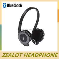 Stereo DJ Headphones with Star and Steel Fork