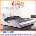 Alibaba 2014 indio cama de madera cama doble c2840# diseños