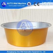 Sealable and Retortable Aluminium Container