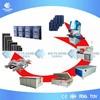 1MW 3MW 5MW 10MW 20MW 50MW Photovoltaic Solar Panel Manufacturing Machines