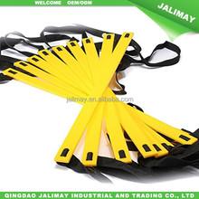 Durable 8 rung Speed Football Fitness Feet Training Agility Ladder