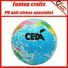 simulation stress ball,pu foam custom anti stress ball,pu smile face anti stress balls