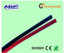 High end Red and Black PVC Insulated Speaker Cable
