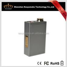 1:1 Clone Full Mechanical SS Dimitri Box / Black Dimitri Mod Stock