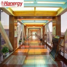 Hanergy 2015 hot selling PV Solar villa skylight solar hollow panel system