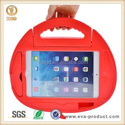 New Arrival EVA Foam tablet cover Silicone Case for ipad mini, Strawberry Design Protective Case For mini ipad case