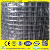 Rebar welded wire mesh panel