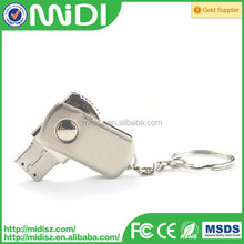 Metal Swivel flash usb drive 128gb usb flash drive for kingston , newest otg usb flash drive for iphone