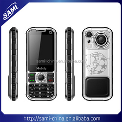 Dual Sim Cards Dual Standby 2.4 inch mobile phone q-one tv 2 sim cell phone