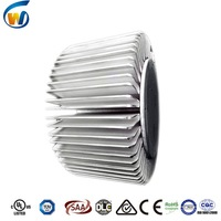 Small order excellent quality high bay light round led reflector