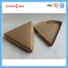 Can be customized disposable paper pizza plate/disposable