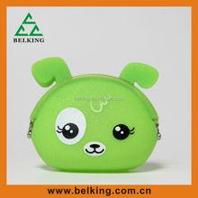 Silicone Purse, Cute Wallet Purse, Soft wallet bag