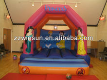 Bouncers, princess Inflatable Jumper, Moon Bounce