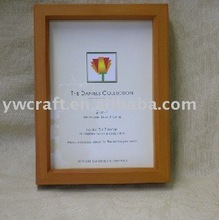 Honey table top wooden photo frames hot sale in 2012