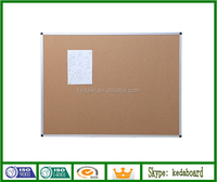 Wall Mounted Soft Cork Notice Message Boards for school classroom