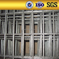 Austrilia Standard SL82 SL92 High Quality Sl 72 Reinforcing Mesh Ribbed Square Mesh Concrete Steel Mesh